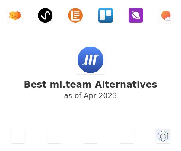 Best mi.team Alternatives