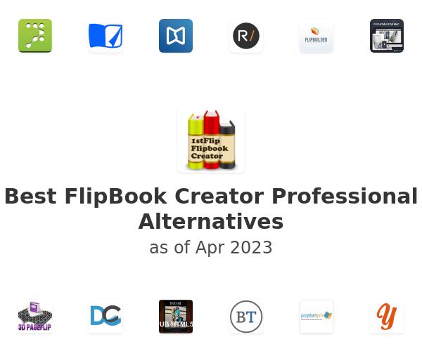 Best FlipBook Creator Professional Alternatives