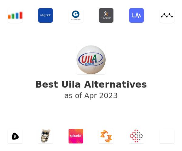 Best Uila Alternatives