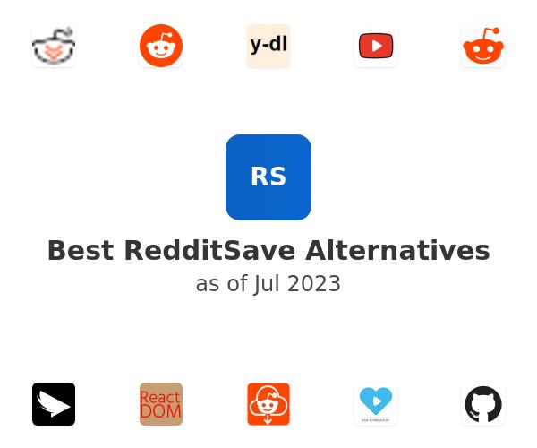 Best RedditSave Alternatives