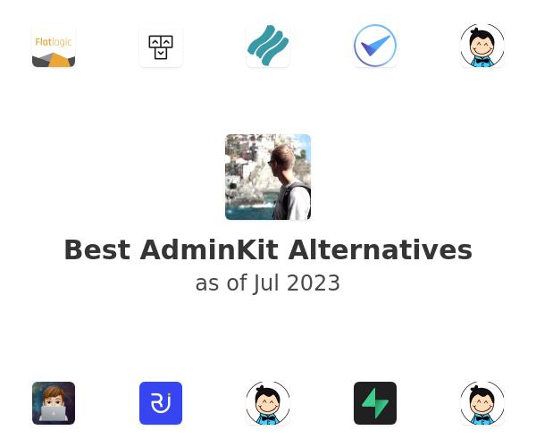 Best AdminKit Alternatives