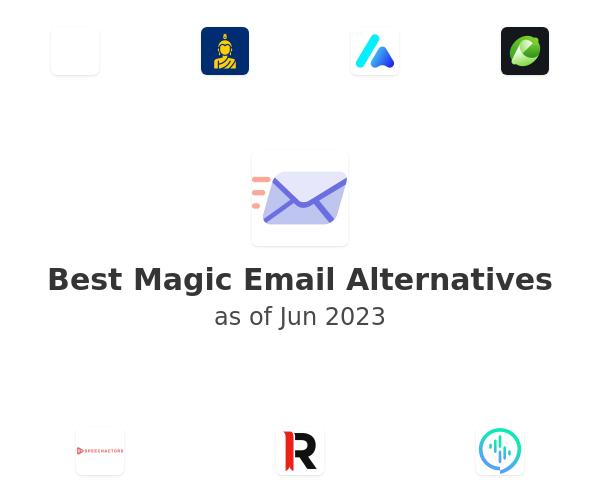 Best Magic Email Alternatives