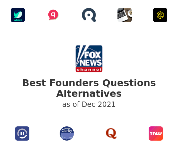 Best Founders Questions Alternatives