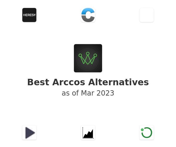 Best Arccos Alternatives
