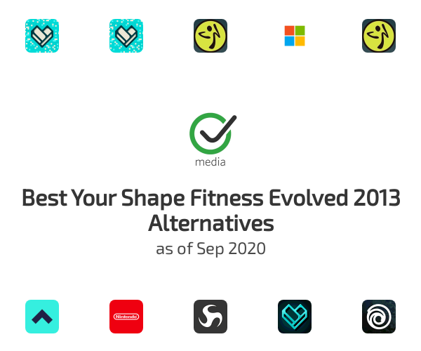 Best Your Shape Fitness Evolved 2013 Alternatives