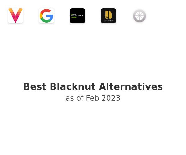 Best Blacknut Alternatives