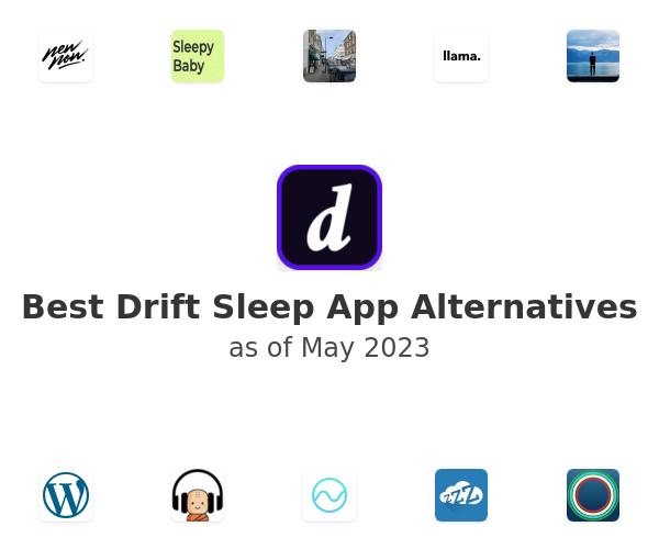 Best Drift Sleep App Alternatives