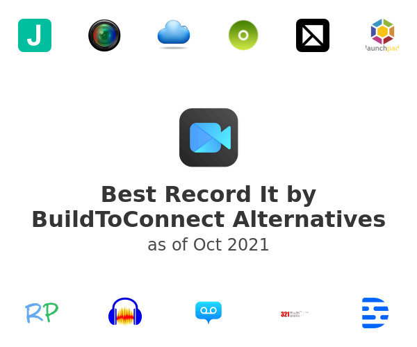 Best Record It by BuildToConnect Alternatives