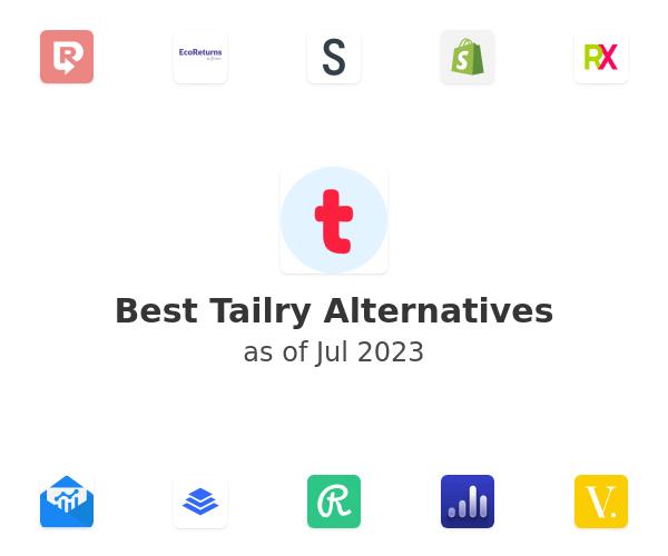 Best Tailry Alternatives