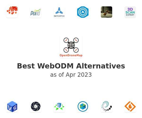 Best WebODM Alternatives