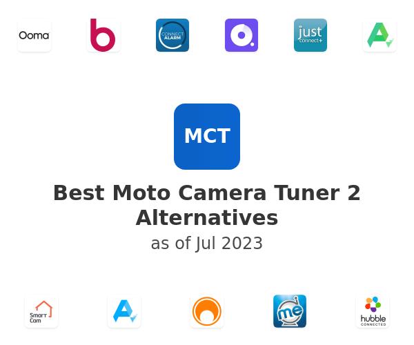 Best Moto Camera Tuner 2 Alternatives