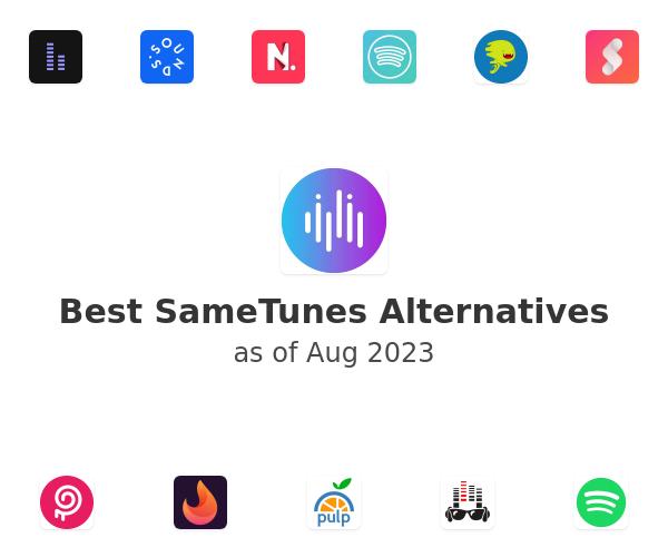Best SameTunes Alternatives