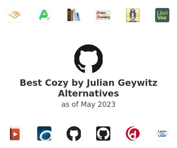 Best Cozy by Julian Geywitz Alternatives