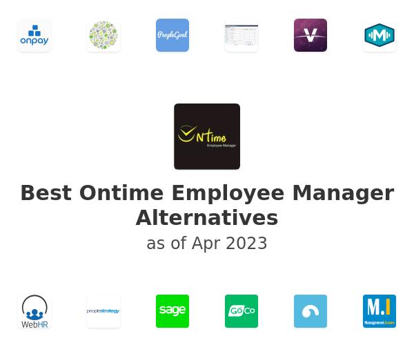 Best Ontime Employee Manager Alternatives