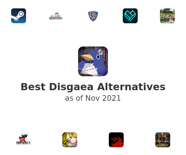 Best Disgaea Alternatives