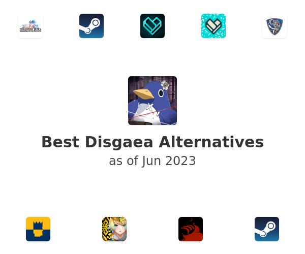 Best Disgaea Alternatives
