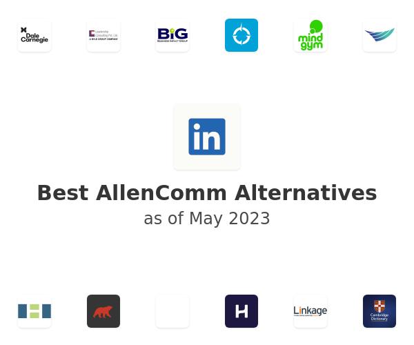 Best AllenComm Alternatives