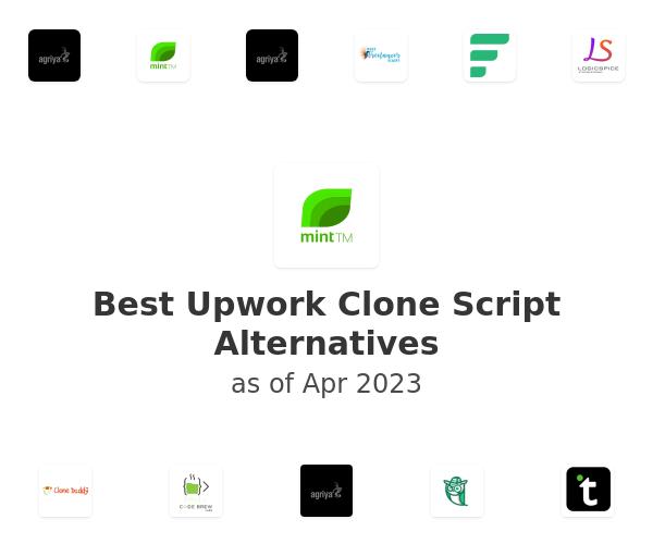 Best Upwork Clone Script Alternatives