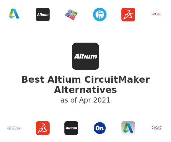 Best Altium CircuitMaker Alternatives