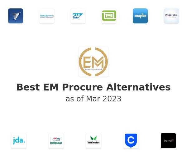 Best EM Procure Alternatives