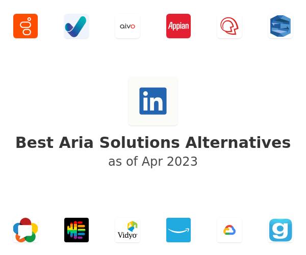 Best Aria Solutions Alternatives