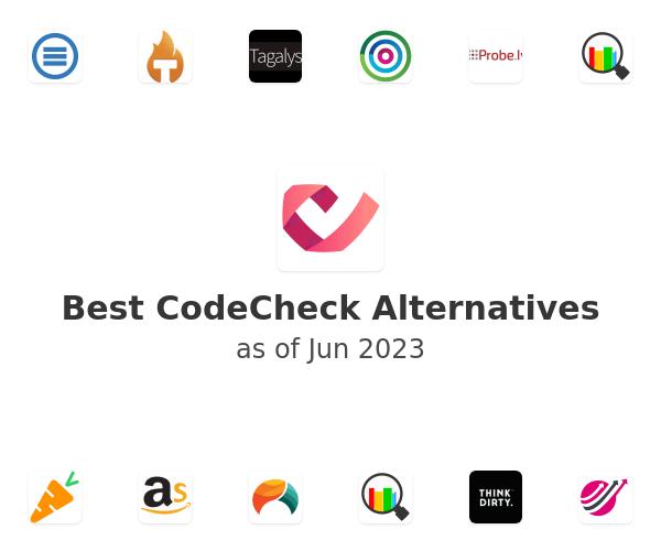Best CodeCheck Alternatives