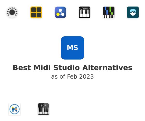 Best Midi Studio Alternatives
