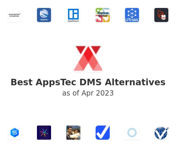 Best AppsTec DMS Alternatives