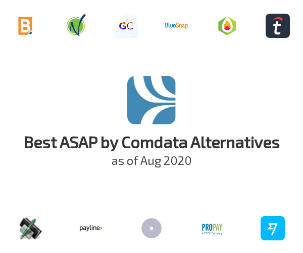 Best ASAP by Comdata Alternatives