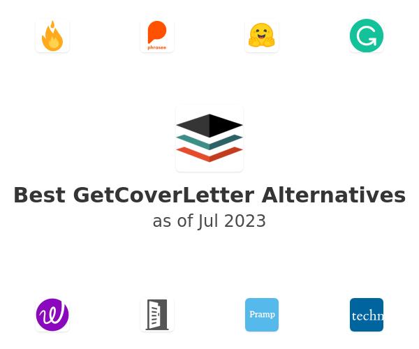 Best GetCoverLetter Alternatives