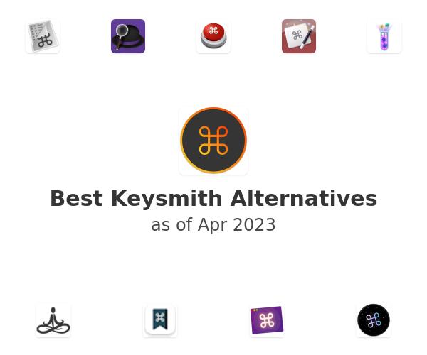 Best Keysmith Alternatives