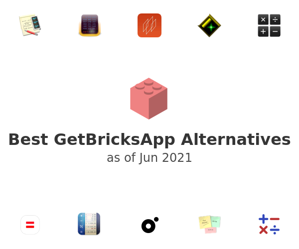 Best GetBricksApp Alternatives
