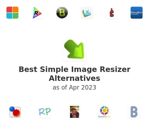 Best Simple Image Resizer Alternatives