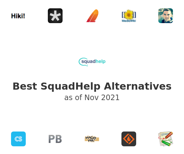 Best SquadHelp Alternatives
