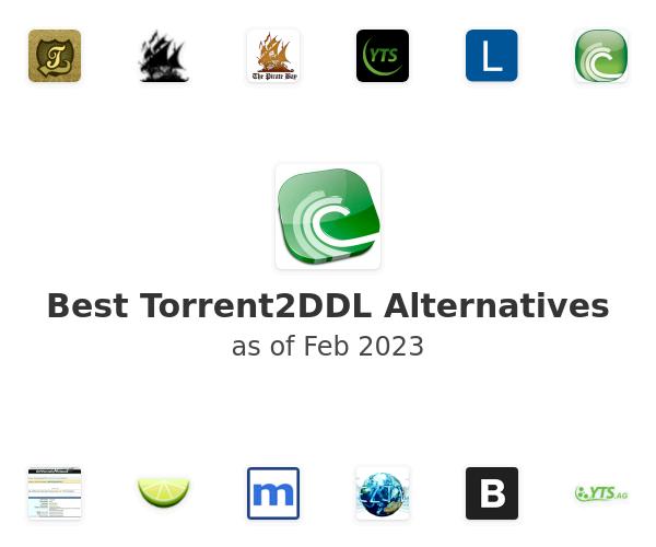 Best Torrent2DDL Alternatives