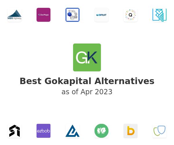 Best Gokapital Alternatives