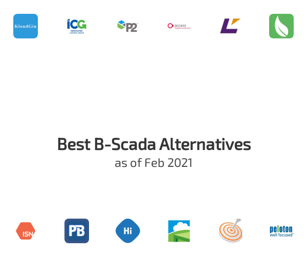 Best B-Scada Alternatives