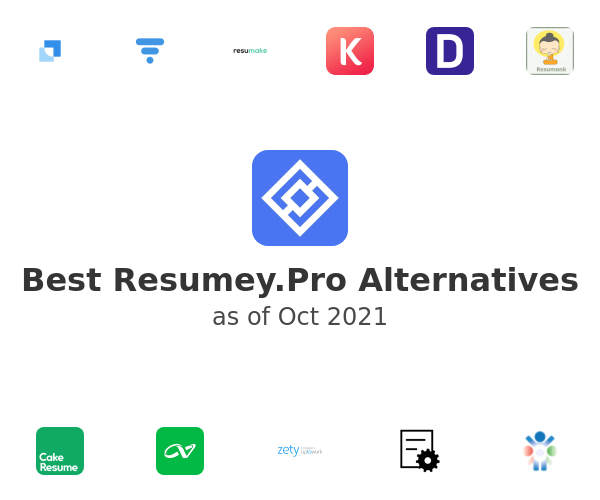 Best Resumey.Pro Alternatives