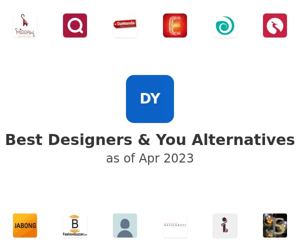 Best Designers & You Alternatives