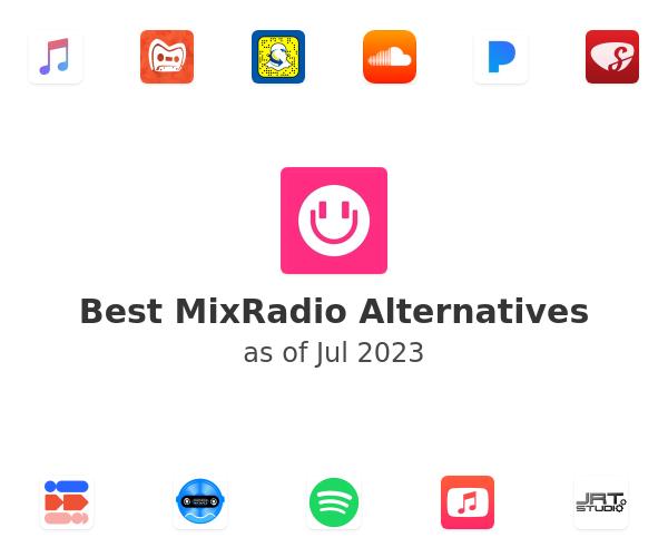 Best MixRadio Alternatives