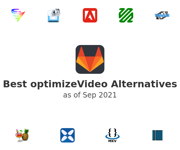 Best optimizeVideo Alternatives
