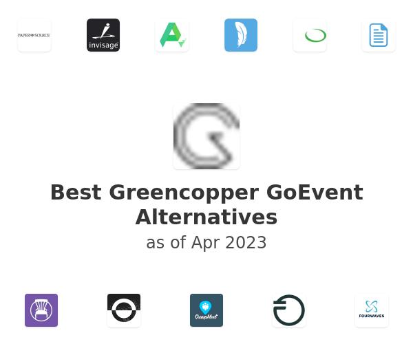 Best Greencopper GoEvent Alternatives
