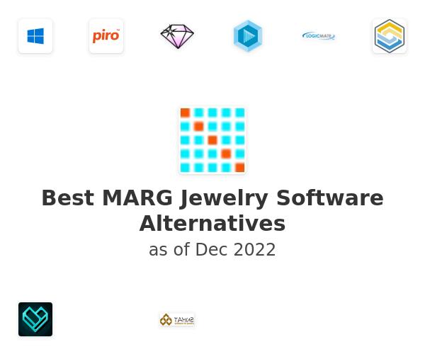 Best MARG Jewelry Software Alternatives