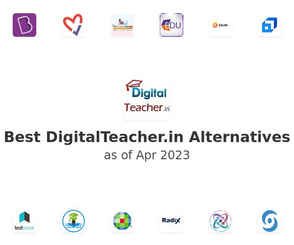 Best DigitalTeacher.in Alternatives