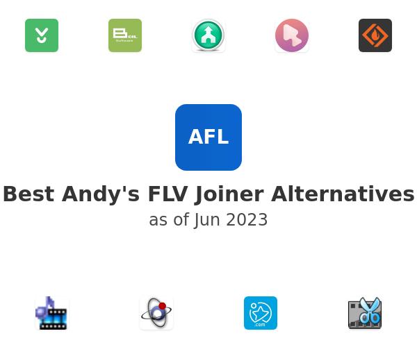 Best Andy's FLV Joiner Alternatives