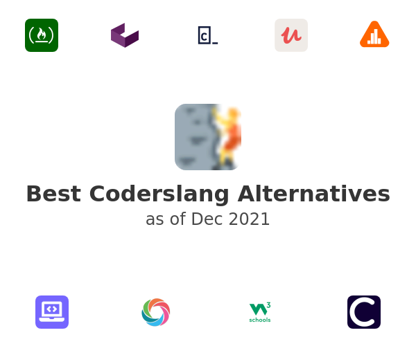 Best Coderslang Alternatives
