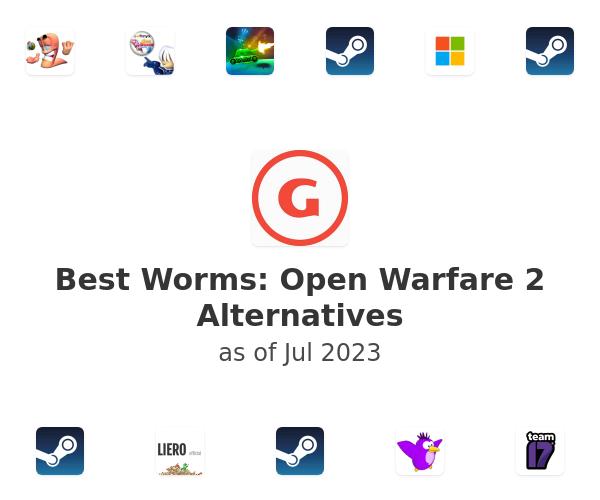 Best Worms: Open Warfare 2 Alternatives