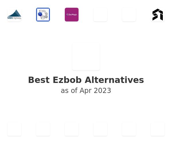 Best Ezbob Alternatives
