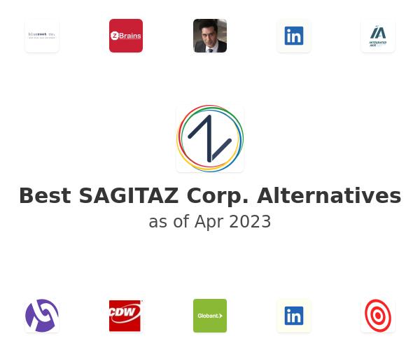 Best SAGITAZ Corp. Alternatives