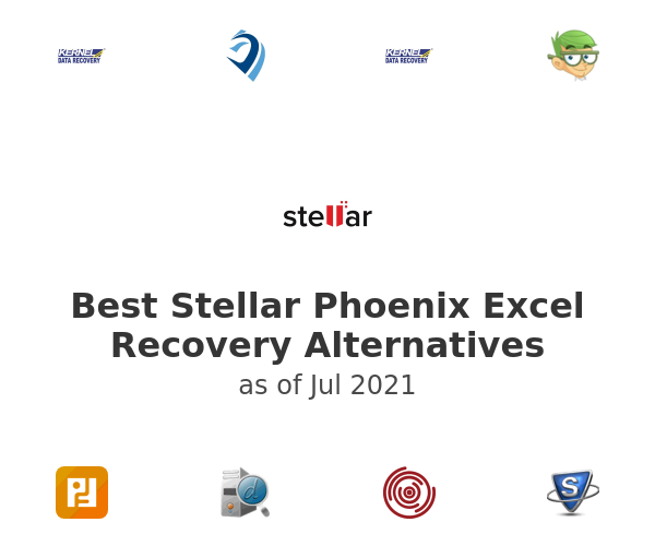 Best Stellar Phoenix Excel Recovery Alternatives
